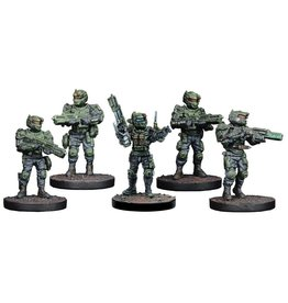 Mantic Games GCPS Ranger Sniper/ Tank Hunter Team