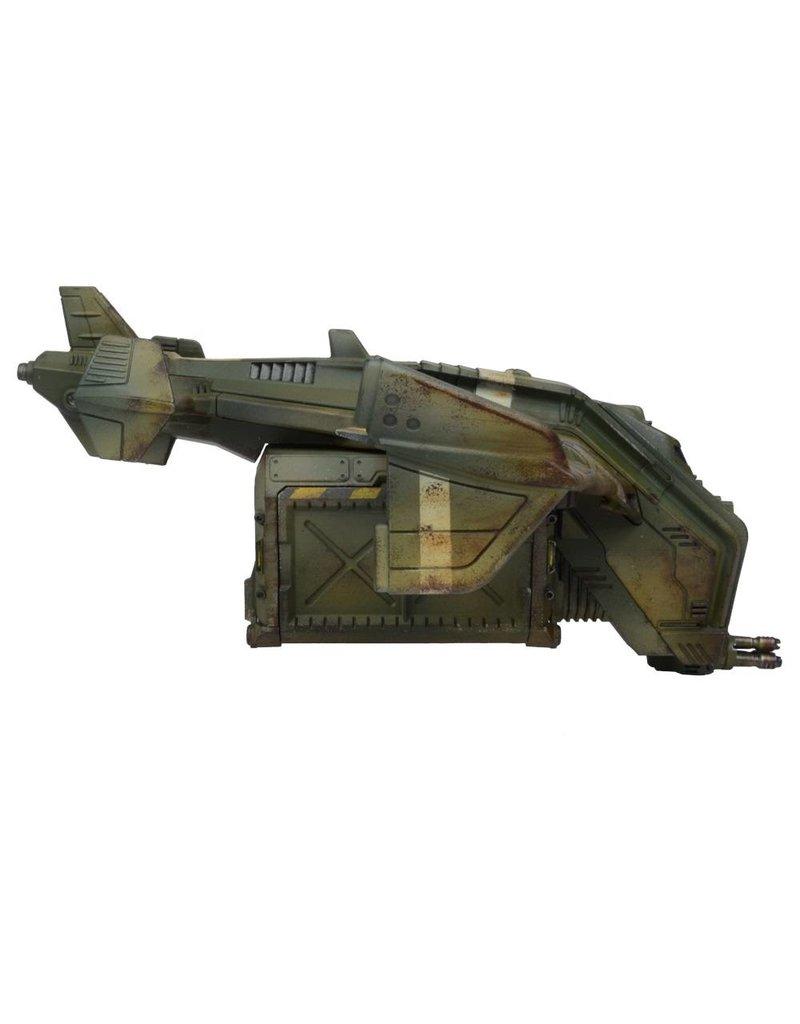 Mantic Games Warpath: TAD-65 Hornet Dropship Box Set