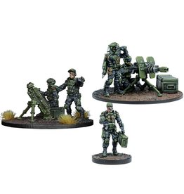 Mantic Games GCPS Anti-Infantry Weapons Teams