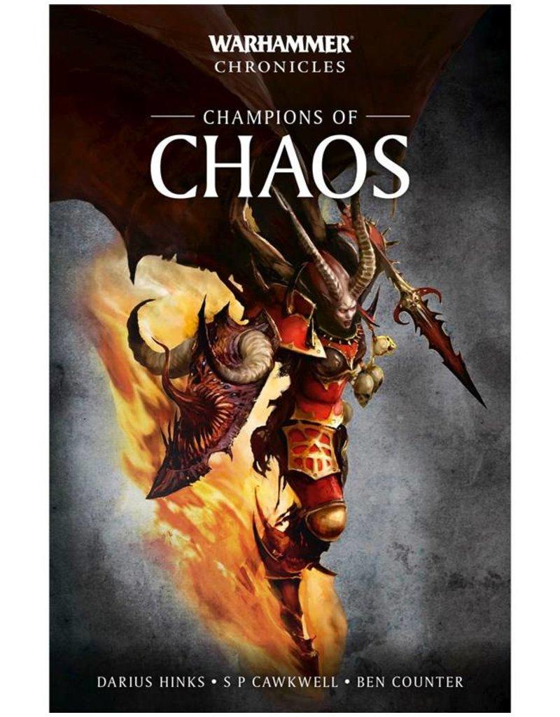 Games Workshop Champions Of Chaos (Omnibus) (SB)