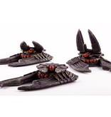 TT COMBAT Scourge Reaper AA Grav Tanks Clam Pack