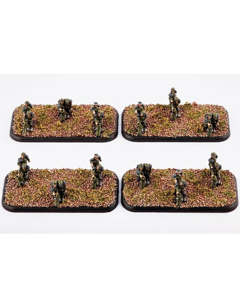 TT COMBAT UCM - Legionnaire Mortar Teams Clam Pack