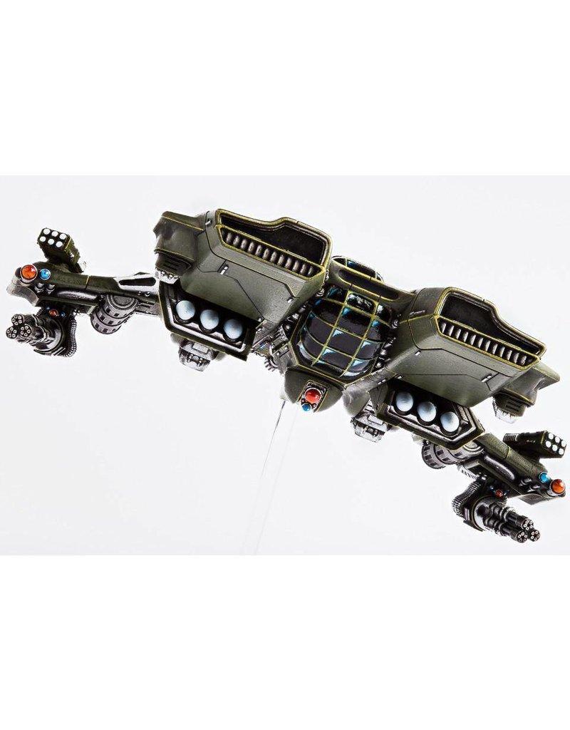 TT COMBAT UCM Phoenix Command Gunship Clam Pack