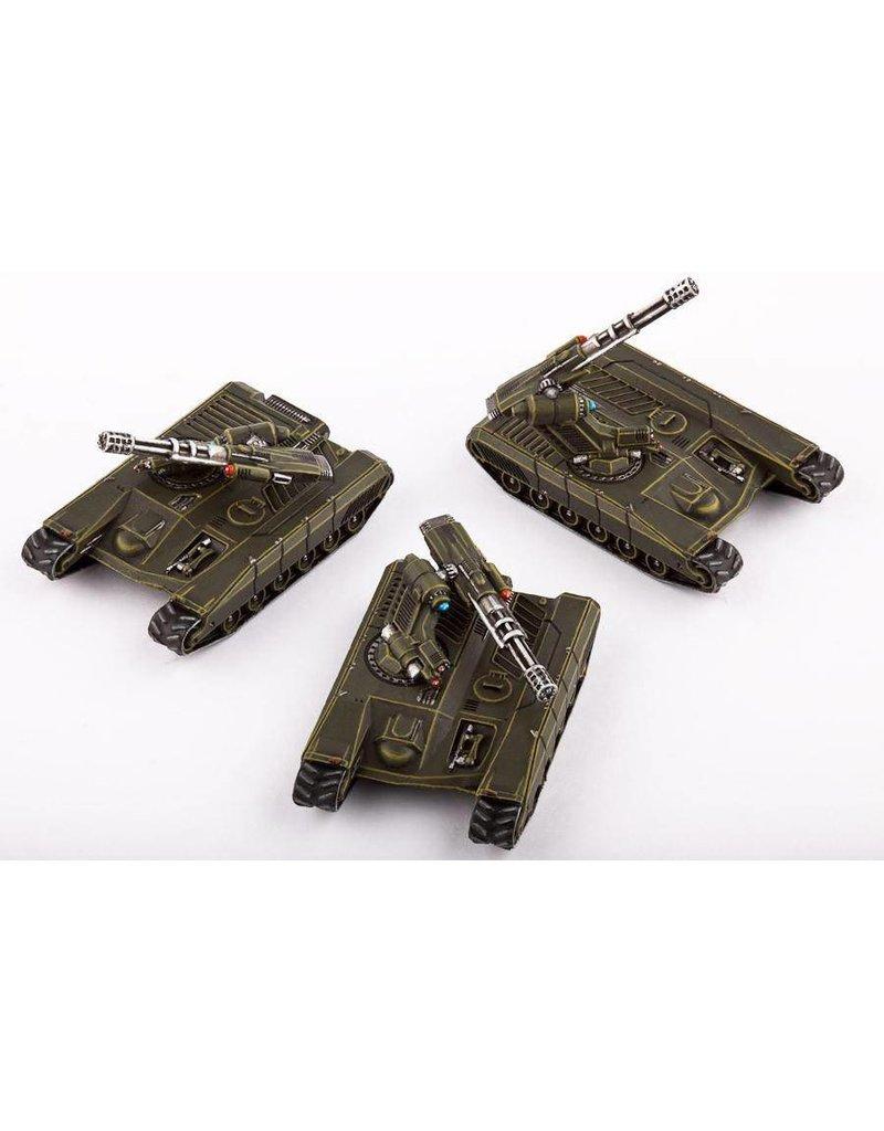 TT COMBAT UCM Rapier AA Tanks Clam Pack