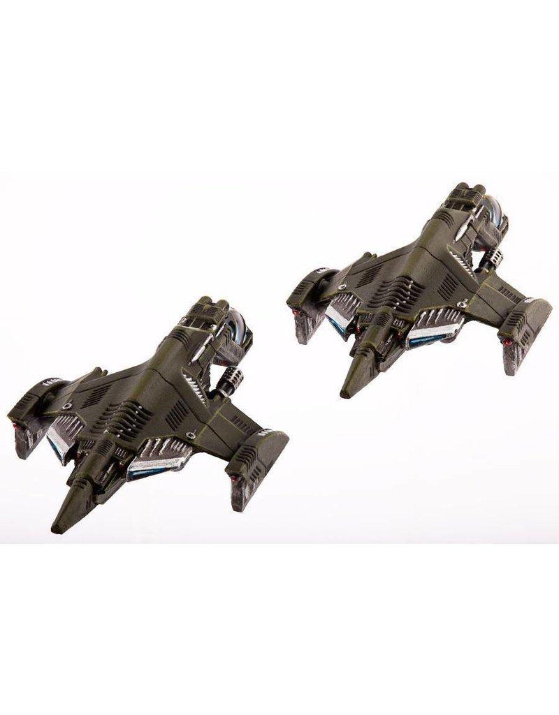 TT COMBAT UCM Falcon/Falcon B Gunships Clam Pack