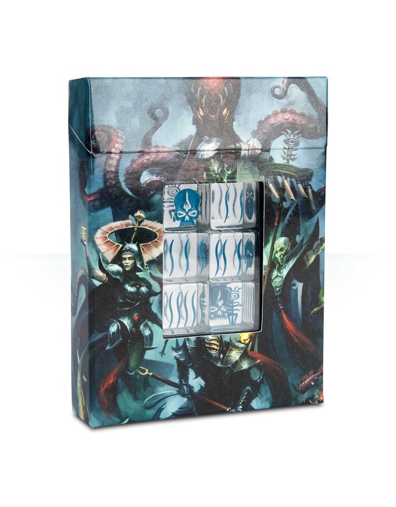 Games Workshop Age Of Sigmar: Idoneth Deepkin Dice Pack