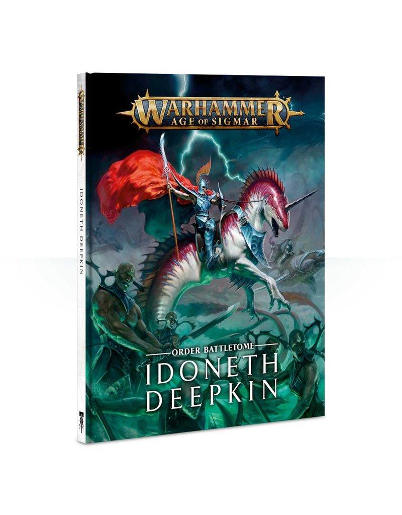 Games Workshop Battletome: Idoneth Deepkin (HB) (EN)
