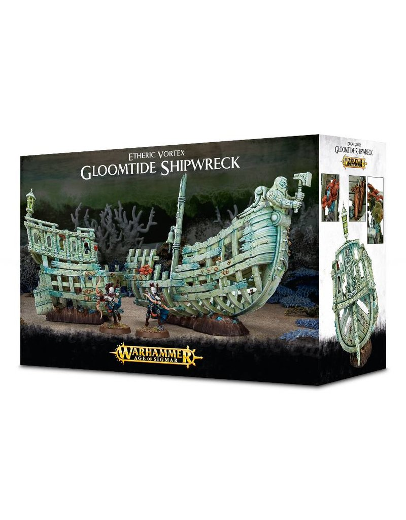 Citadel Etheric Vortex: Gloomtide Shipwreck Box Set