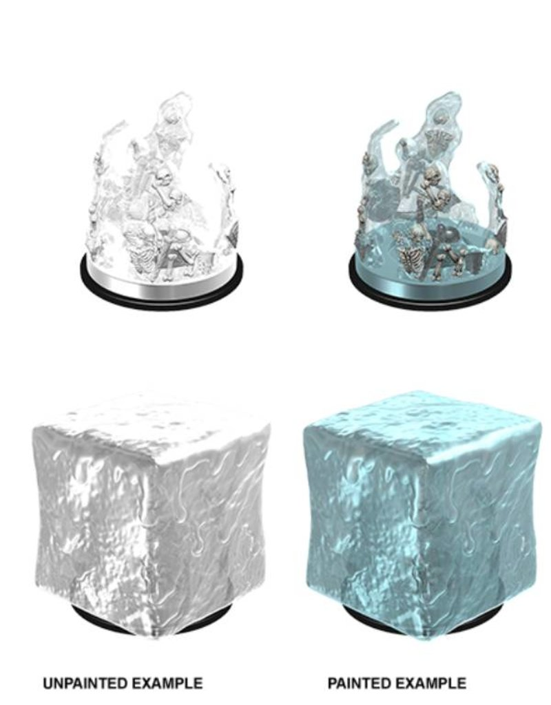 Wizkids Nolzur's Marvelous Miniatures: Gelatinous Cube (Wave 6)