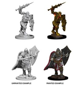 Wizkids Death Knight & Helmed Horror (Wave 6)