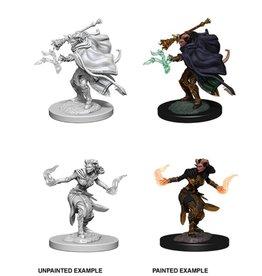 Wizkids Female Tiefling Warlock