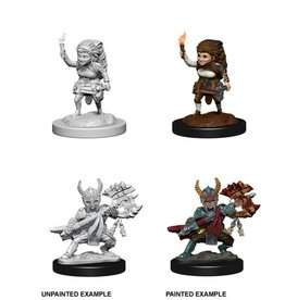 Wizkids Female Halfling Fighter (Wave 6)