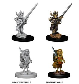 Wizkids Male Halfling Fighter (Wave 6)