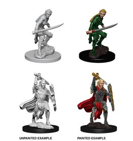 Wizkids Female Elf Fighter (Wave 6)