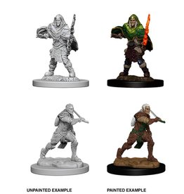 Wizkids Male Elf Fighter (Wave 6)