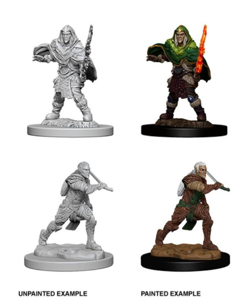 Wizkids Nolzur's Marvelous Miniatures: Male Elf Fighter