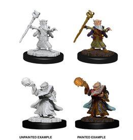 Wizkids Male Gnome Wizard (Wave 6)