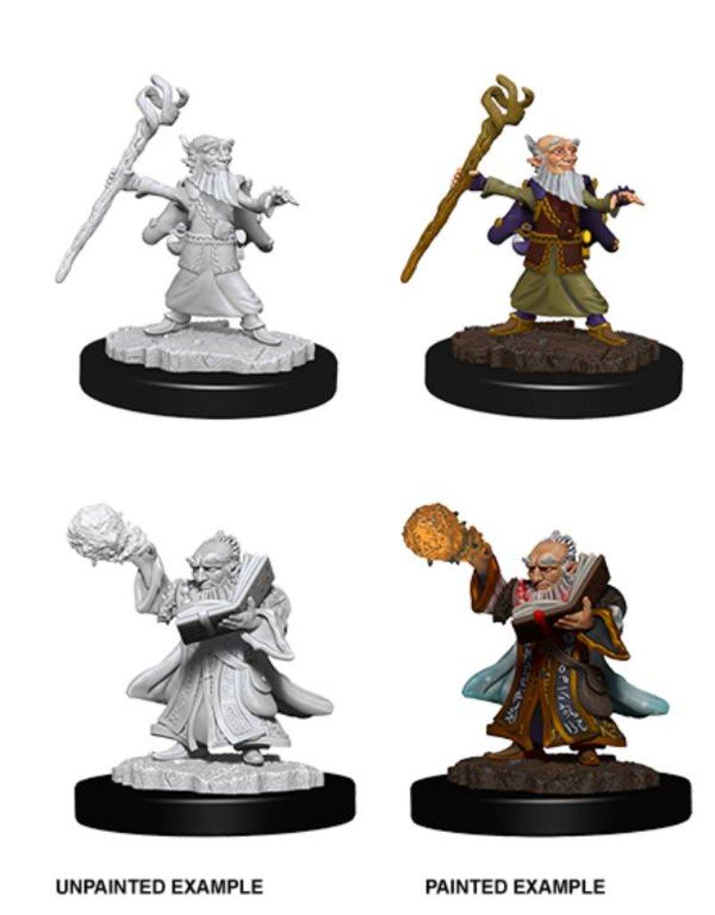 Wizkids Nolzur's Marvelous Miniatures: Male Gnome Wizard