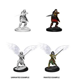 Wizkids Female Aasimar Fighter (Wave 6)
