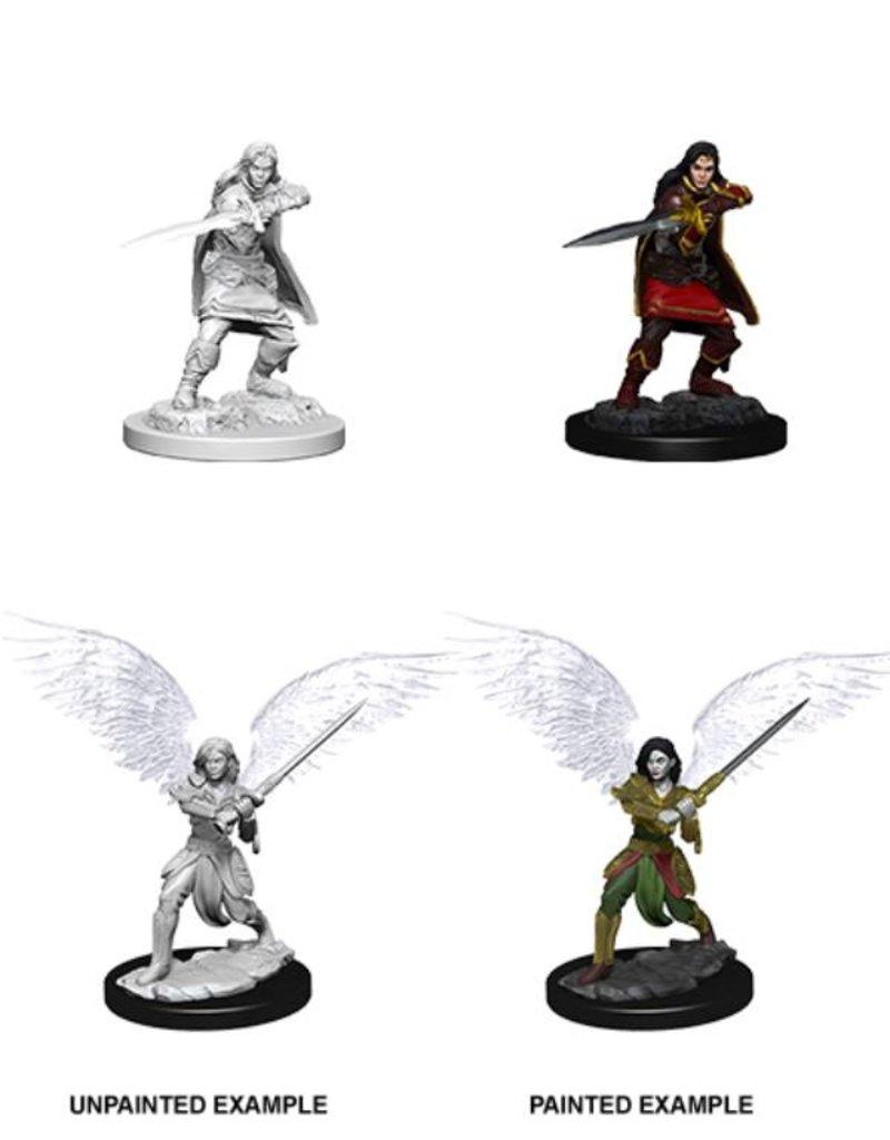 Wizkids Nolzur's Marvelous Miniatures: Female Aasimar Fighter