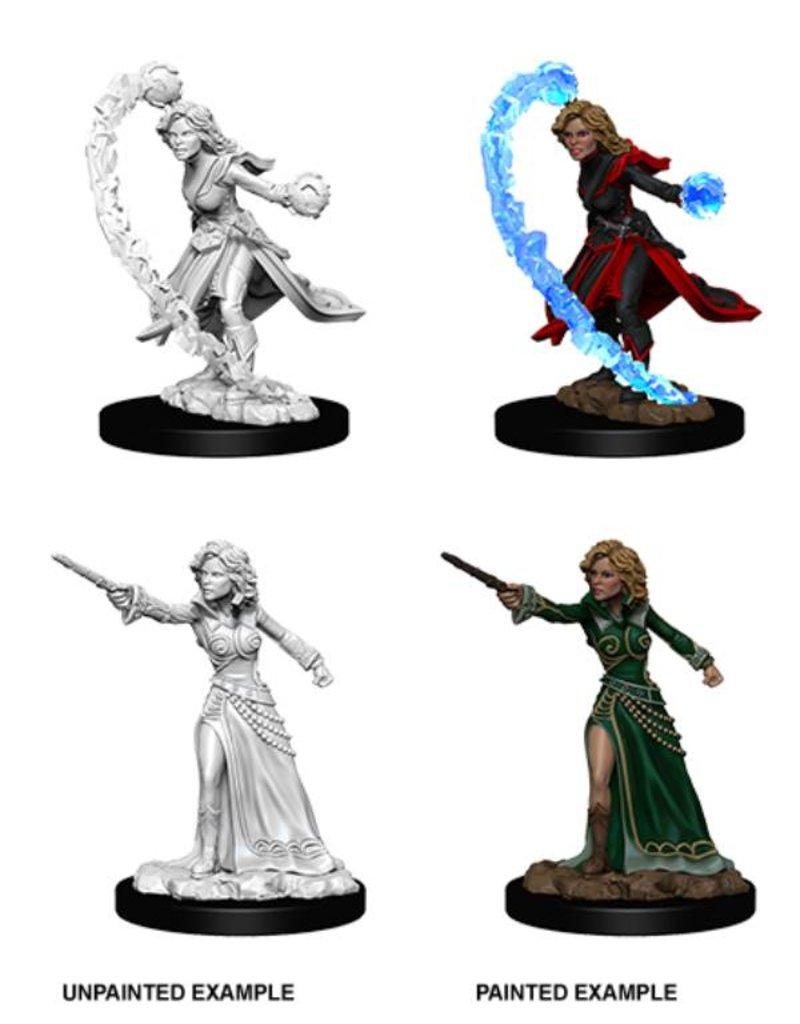 Wizkids Pathfinder Battles Deep Cuts: Female Human Wizard