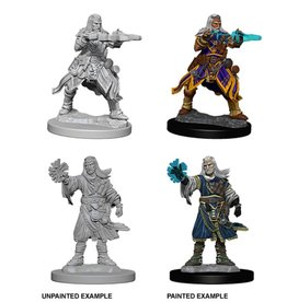 Wizkids Male Human Wizard