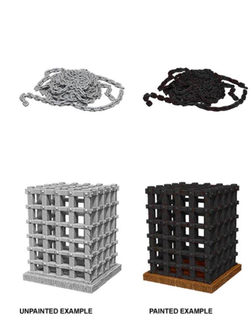 Wizkids Pathfinder Battles Deep Cuts: Cage & Chains