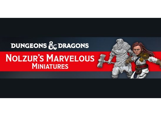Nolzur's Marvelous Miniatures