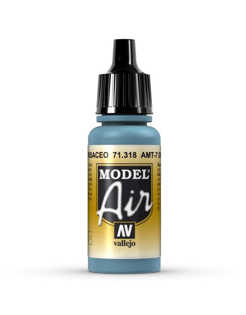 Vallejo Model Air - AMT-7 Greyish Blue 17ml