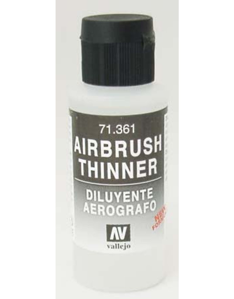 Vallejo Model Air – Airbrush Thinner 60ml