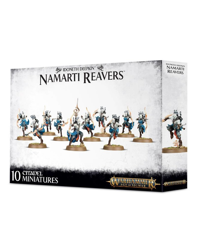 Games Workshop Idoneth Deepkin: Namarti Reavers Box Set