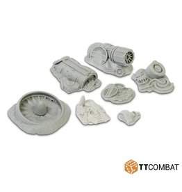 TT COMBAT Scrapyard Accessories