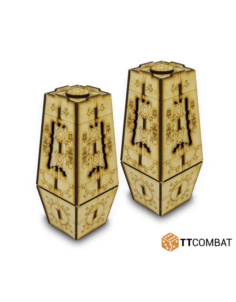 TT COMBAT Sci-fi Gothic - Cyber Obelisk