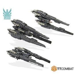 TT COMBAT Vancouver/Havana/Kiev Destroyers