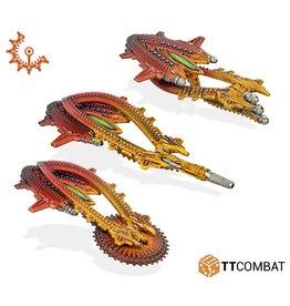 TT COMBAT Chromium/Mercury/Cobalt Destroyers