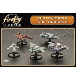 Gale Force 9 Customizable Ship Models II