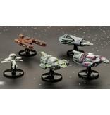Gale Force 9 Firefly: Customizable Ship Models II