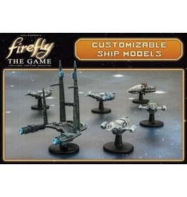 Gale Force 9 Customizable Ship Models