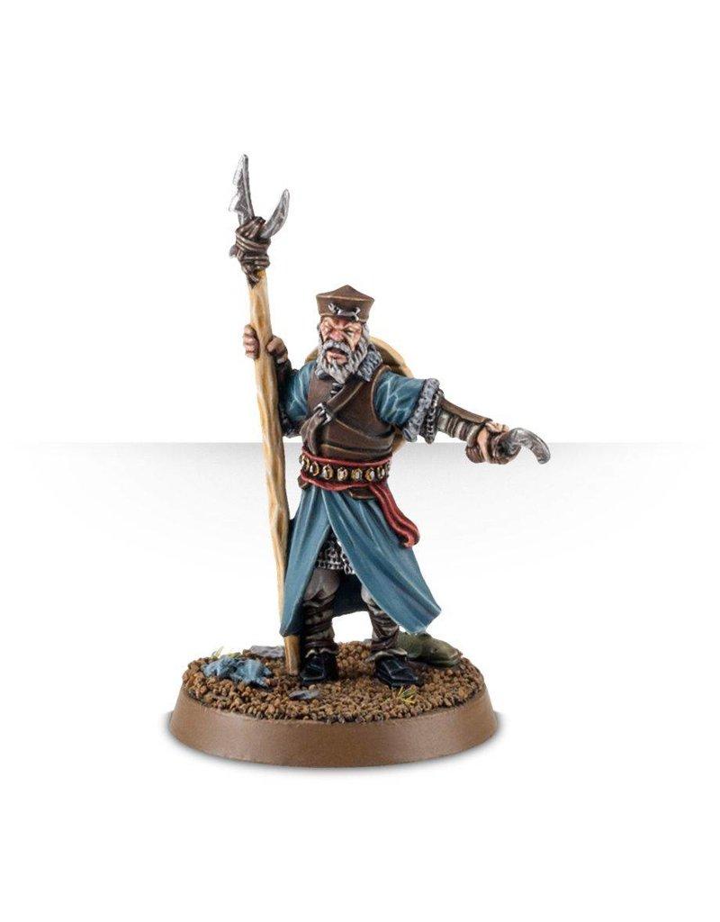 Games Workshop The Hobbit: Lake-Town Militia Captain