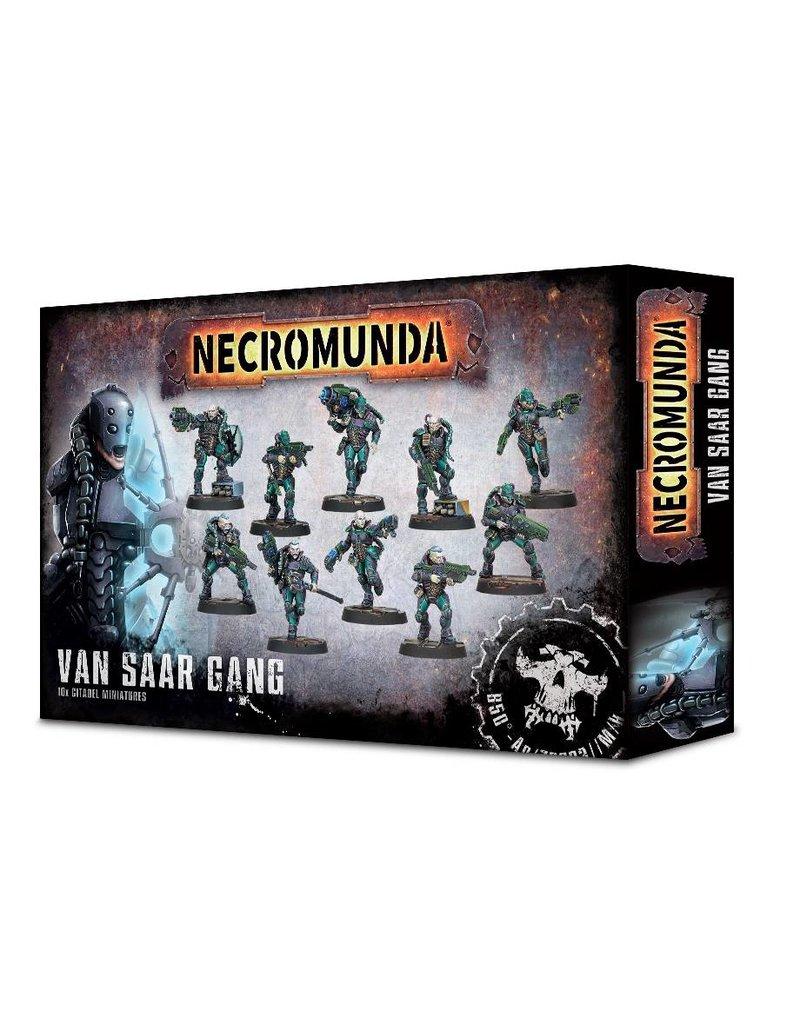 Games Workshop Necromunda: Van Saar Gang