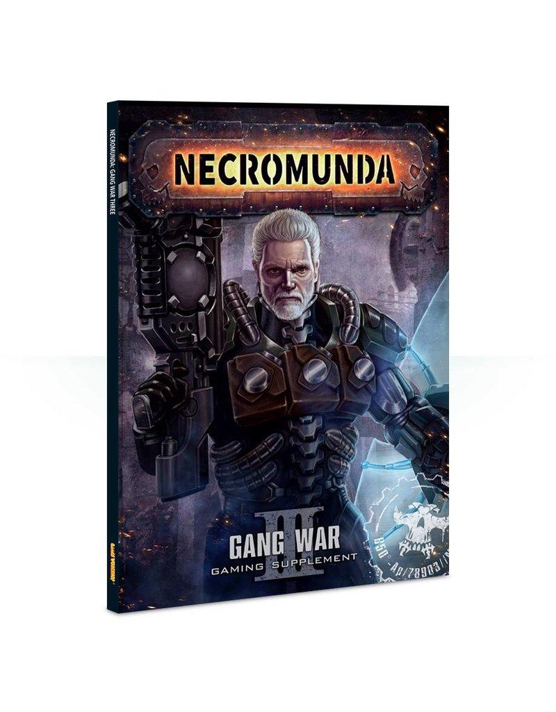 Games Workshop Necromunda: Gang War 3 (EN)