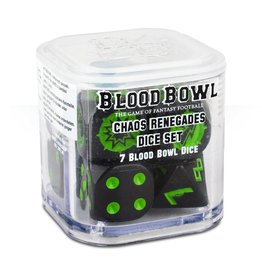 Games Workshop Chaos Renegades Dice