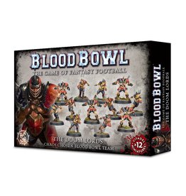 Games Workshop Doom Lords Team