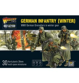 Warlord Games Germans Infantry (Winter)