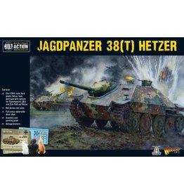 Warlord Games Hetzer Tank