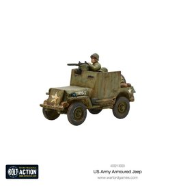 Warlord Games US Armoured Jeep