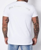 R-Shirt Skull/Helm bling bling
