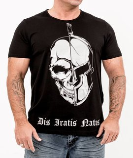 R-Shirt Basic Skull/Helm