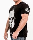 R-Shirt Basic Skull/Helm