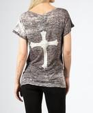 DIN Dis Iratis Natus Girls Summer Shirt Oversize